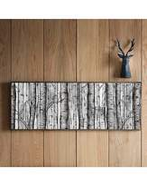 Gallery Silver Birch Wall Art Plaque