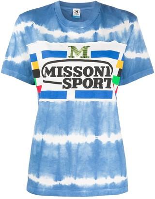 M Missoni tie-dye jersey T-shirt