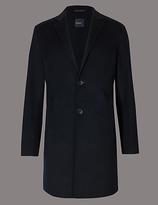 Autograph Wool Blend Coat