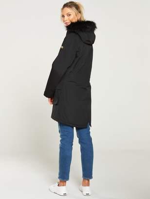 Regatta Serleena Parka Jacket - Black