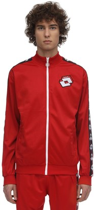 But Not Lotto Logo Bands Track Jacket