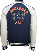 Muhammad Ali Souvenir Bomber Jacket