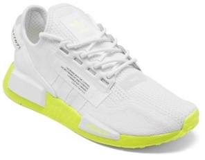 Adidas Men S Nmd R1 V2 Casual Sneakers From Finish Line Shopstyle