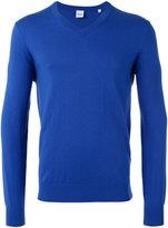 Aspesi v-neck jumper - men - Cotton/Cashmere - 48