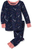 Old Navy Outer-Space Print Sleep Set for Toddler & Baby