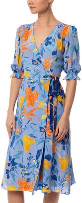 Beulah Silk Dress