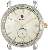 Michele Women's MW26A01C5046 Gracile Analog Display Swiss Quartz Silver Watch