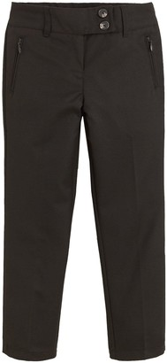 Very Girls 2 Pack Skinny School Trousers - Black