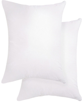 Melange Home White Down Sleeping Pillow (Set of 2)