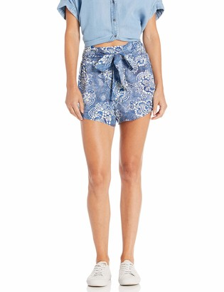 Rip Curl Junior's Coastal Tide Floral Shorts