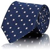 Fairfax Men's Diamond-Print Silk Necktie