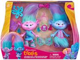 Hasbro Dreamworks Trolls Satin & Chenille's Style Set by