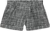 3 Pommes Jacquard shorts