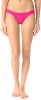 Hanky Panky Signature Lace Brazilian Bikini Panties