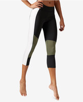 Reebok Colorblocked Capri Leggings