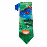 Asstd National Brand American Traditions Golf Tie