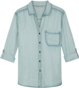 Tart Collections Steph chambray shirt