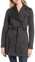 Steve Madden Women's Fleece Wrap Coat