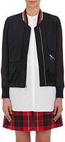 Tim Coppens Women's Bomber Jacket-BLACK