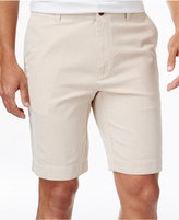 Tommy Hilfiger Men's Paul Classic-Fit Pincord Stripe Shorts