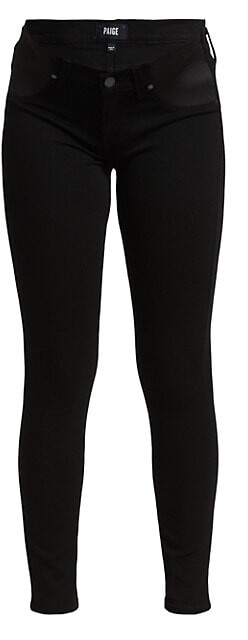 Thumbnail for your product : Paige Verdugo Ultra-Skinny Maternity Jeans