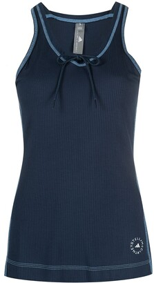 adidas by Stella McCartney Ribbed Performance Tank Top