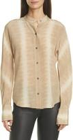 Equipment Pavotta Silk Button-Up Shirt