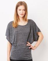 Starlite_BellaCanvas Womens Flowy Draped Dolman Tee-Womens Short Sleeve tshirts