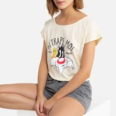 Looney Tunes Cotton Mix Short Pyjamas