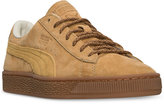 Puma Men's Basket Classic Winterized Casual Sneakers from Finish Line