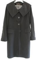 BCBGMAXAZRIA Black Wool Coat