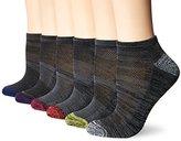 Steve Madden Women's Athletic Low Cut Sock 6-Pack