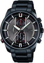 Edifice Efr-533bk-8avuef Chronograph New Men's Watch