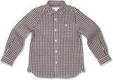 Marie Chantal BoysClassic Cotton Check Shirt