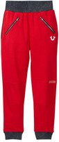 True Religion Moto Sweatpant (Toddler & Little Girls)