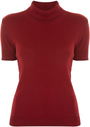 agnès b. Eddy short-sleeve jumper