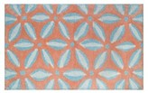 Threshold Bath Rug - Pinwheel Coral