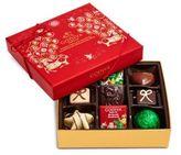 Godiva 9-Piece Holiday Assorted Chocolates Gift Box