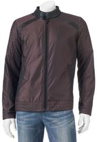 X-Ray Men's XRAY Slim-Fit Moto Jacket