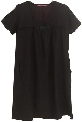 Shyde \N Purple Wool Dress for Women