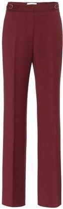Gabriela Hearst Vesta stretch-wool flared pants