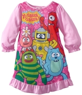 Komar Kids Girls Yo Gabba and Friends Night Gown