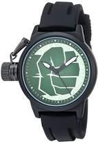 Marvel Men's W001755 The Avengers Hulk Analog-Quartz Watch