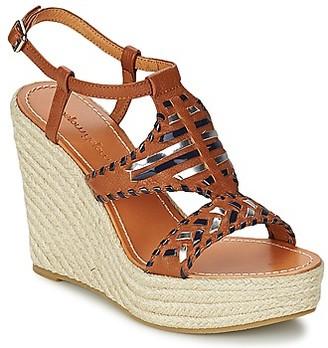 Mellow Yellow SAKE women's Sandals in Brown