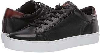 To Boot Knox (Black Leather) Men's Shoes