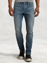 John Varvatos Bowery Medium Wash Jean