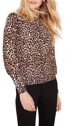 Damsel in a Dress Annie Animal Print Knit Jumper