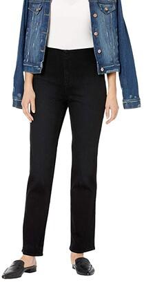 NYDJ Petite Petite Marilyn Straight Forever Slimming Jeans in Tambor (Tambor) Women's Jeans