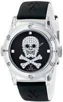 Toy Watch Unisex TW11EU Analog Display Quartz Black Watch