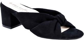Bettye Muller Concept Floyd Suede Heeled Sandal